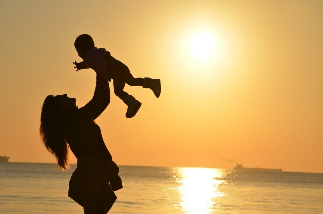 Мать-одиночка – курс реабилитации