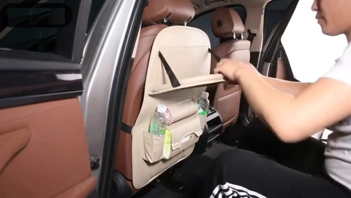 Органайзеры для авто – супер комфорт в дороге!