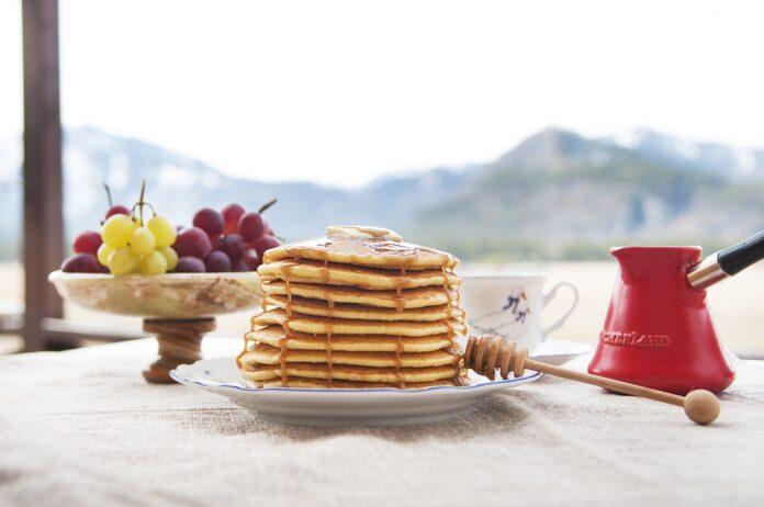 Панкейки – легкий и быстрый завтрак